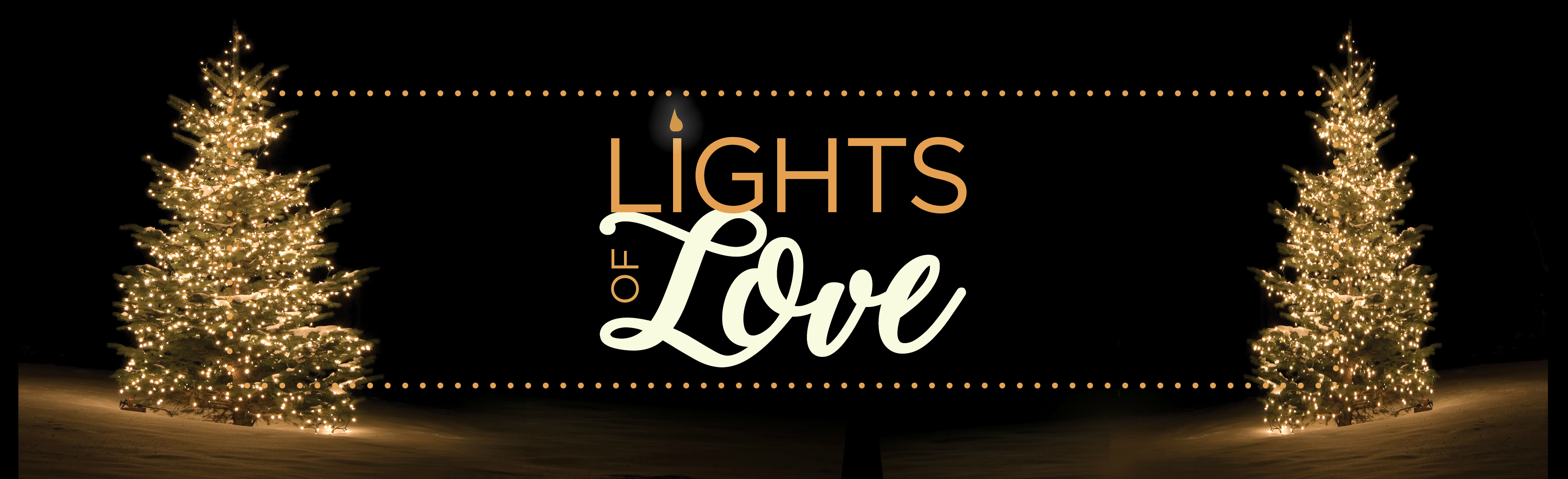 Lights of Love Banner