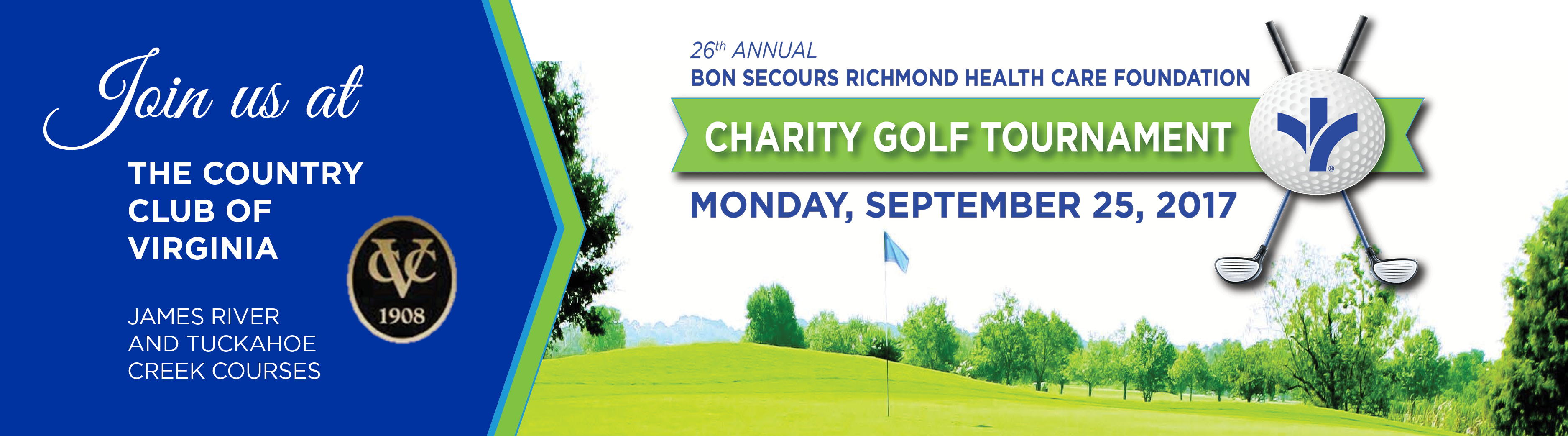 2016 Bon Secours Richmond Golf Tournament