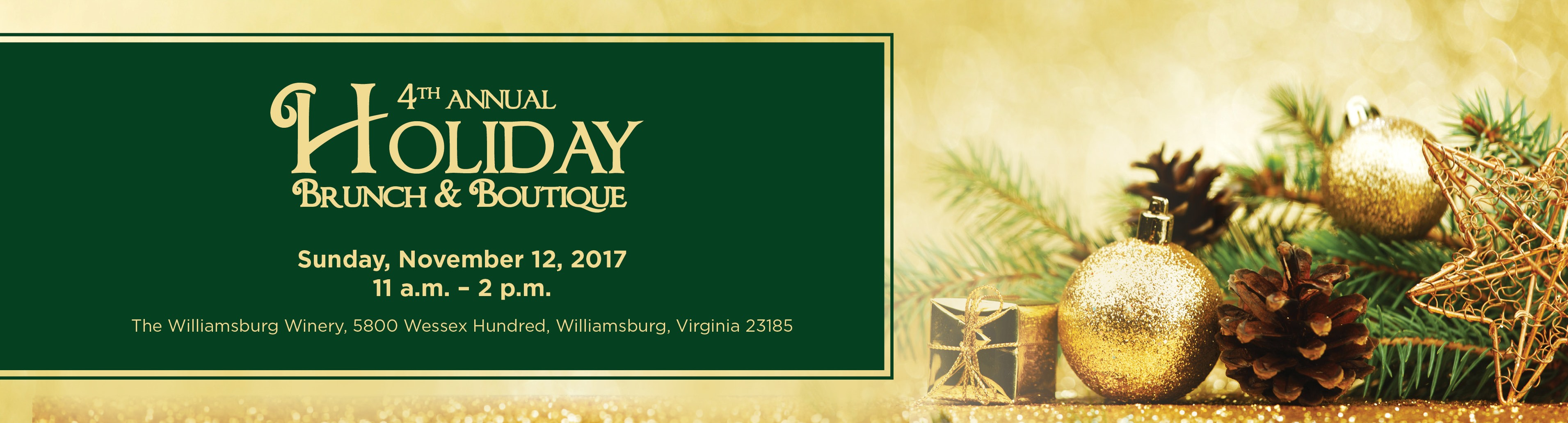 Mary Immaculate Hospital Foundation Holiday Brunch