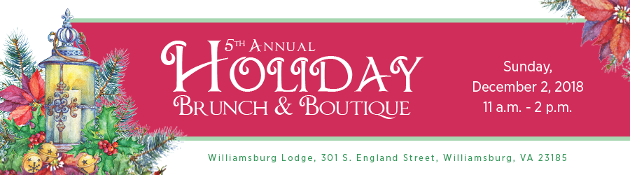 5th Annual Holiday Brunch and Boutique
