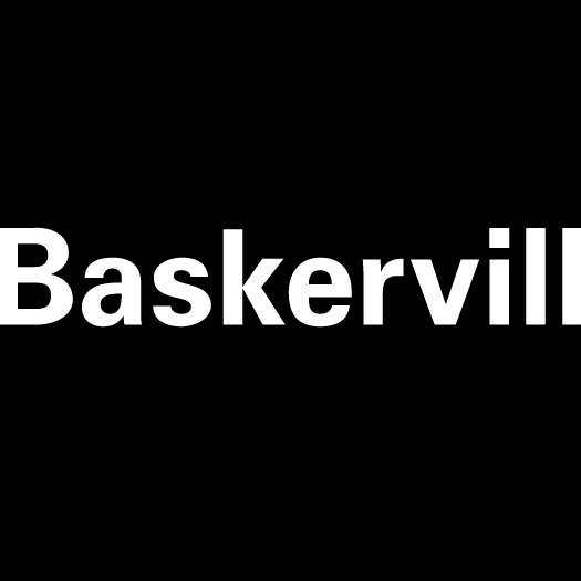 Baskerville - sponsor of the Diamond Dash