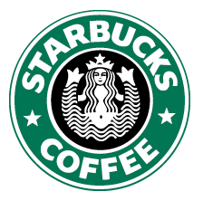 Starbucks Coff - sponsor of the Diamond Dash