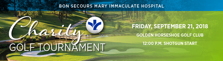 2018 Mary Immaculate Hospital Foundation Golf Tournament