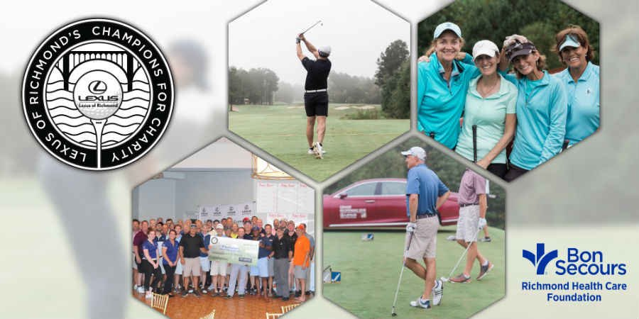 Lexus of Richmond Champions for Charity Golf Tournament